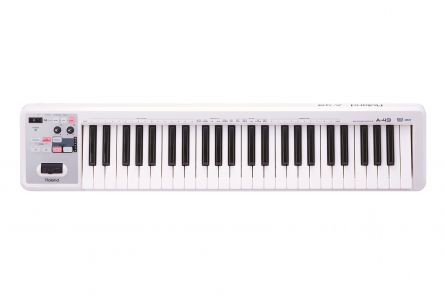 Roland A-49-WH - MIDI Controller Keyboard - 1x opened box