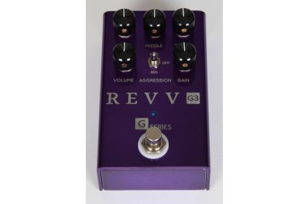 Revv G3 Distortion - 1x opened box
