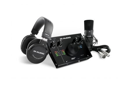 M-Audio Air 192 | 4S Pro Audio-Interface Bundle