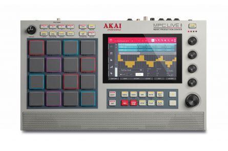 Akai Professional MPC Live II Retro - Limited Edition