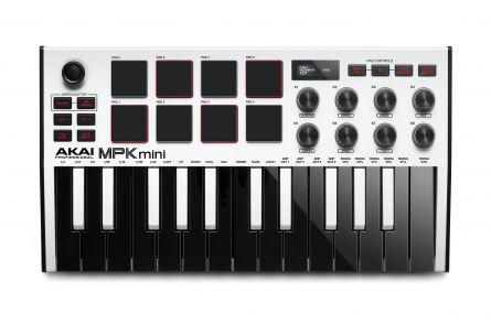 Akai Professional MPK mini 3W