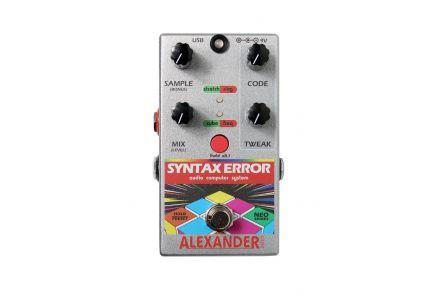 Alexander Pedals Syntax Error - Neo Series