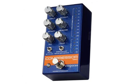Empress Effects Compressor MKII - Blue