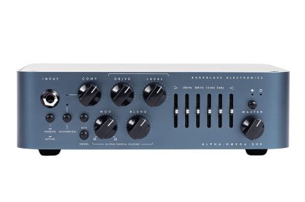 Darkglass Alpha-Omega 500 Bass Head