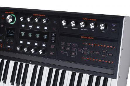 ASM Hydrasynth Keyboard - 1x opened box