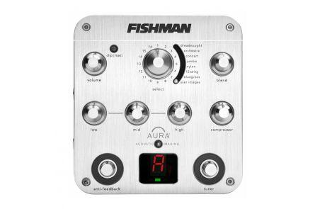 Fishman Aura Spectrum DI Preamp - b-stock (1x opened box)