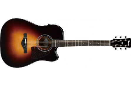 Ibanez AW4000CE BS Artwood - Brown Sunburst - b-stock