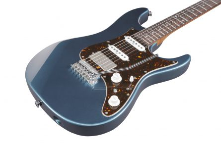 Ibanez AZ2204N PBM Prestige - Prussian Blue Metallic