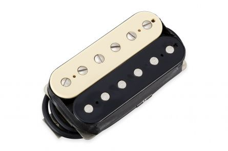 Bare Knuckle Pickups VH-II Wide Spacing - Open Zebra