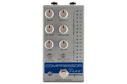 Empress Effects Bass Compressor