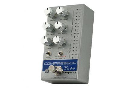 Empress Effects Bass Compressor - Silver