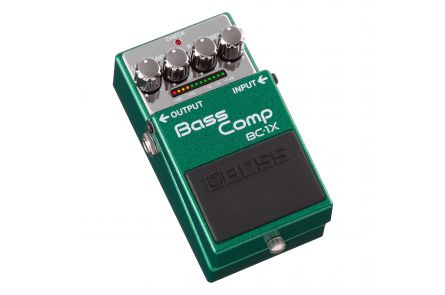 Boss BC-1X Bass Compressor - 1x opened box