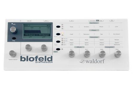 Waldorf Blofeld Desktop white - 1x opened box
