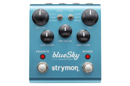 Strymon Blue Sky - 1x opened box