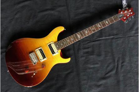 PRS SE Custom 24 LTD AF - Amber Fade
