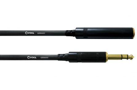 Cordial CFM 7,5 VK BLACK