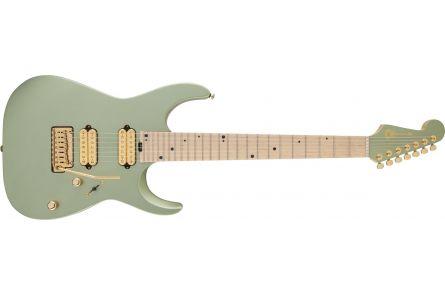 Charvel Angel Vivaldi Signature DK24-7 Nova MN - Satin Sage Green