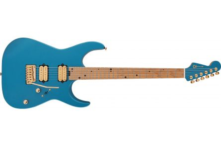 Charvel Angel Vivaldi Signature Pro-Mod DK24-6 Nova CM - Lucerne Aqua Firemist