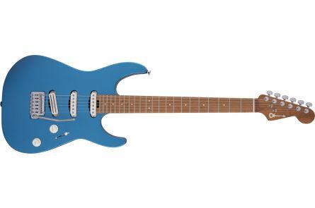 Charvel Pro-Mod DK22 SSS 2PT CM - Electric Blue