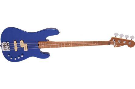 Charvel Pro-Mod San Dimas Bass PJ IV CM - Mystic Blue