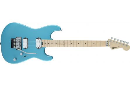 Charvel Pro-Mod San Dimas Style 1 HH FR MN - Matte Blue Frost
