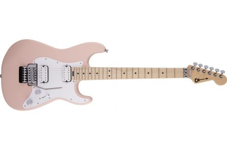Charvel Pro-Mod So-Cal Style 1 HH FR MN - Satin Shell Pink