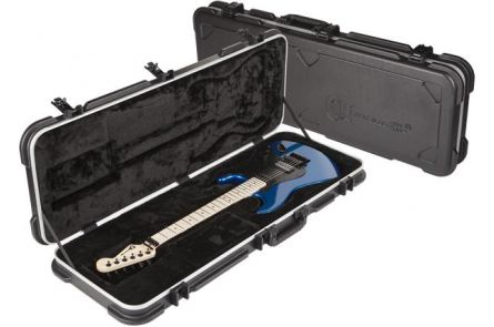 Charvel Standard Molded Case - Black