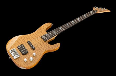Charvel USA Custom Shop Dinky Bass - Natural