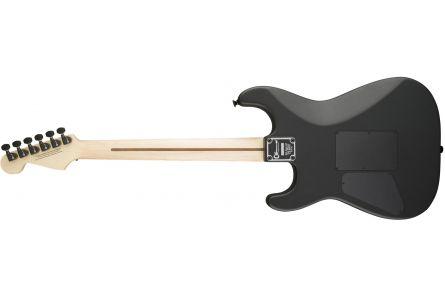 Charvel USA Select San Dimas Style 1 HSS FR MN - Pitch Black