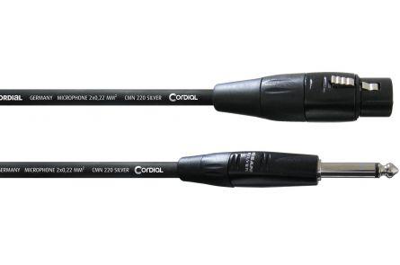Cordial CIM 10 FP BLACK
