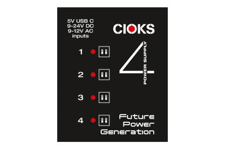 Cioks 4 Power Supply incl. 24V40 Adapter Kit