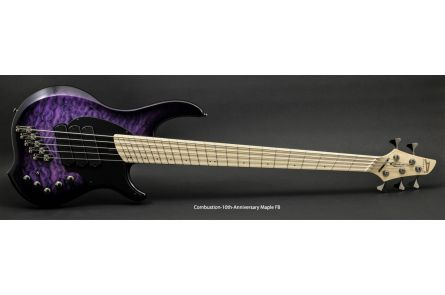 Dingwall CB2 Combustion 5 AB - Amethyst Burst Gloss MN