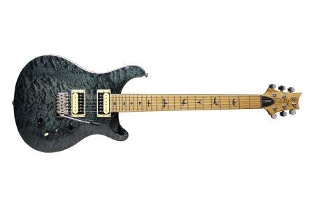 PRS SE Custom 24 GN - Grey Black - Roasted Maple LTD
