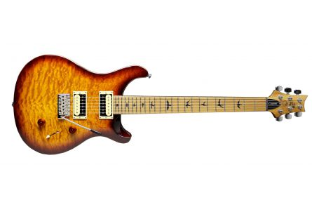 PRS SE Custom 24 TN - Tobacco Sunburst - Roasted Maple LTD
