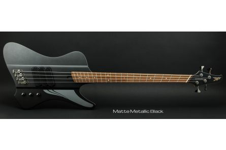 Dingwall D-Roc Standard 5 BK - Metallic Black Matte PF