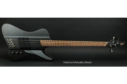 Dingwall D-Roc Standard 5 BK - Metallic Black Matte PF