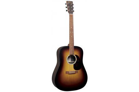 Martin Guitars D-X2E BURST - Macassar