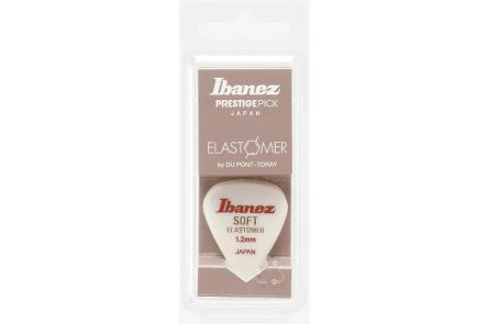 Ibanez BEL14ST12 ELASTOMER Guitar Pick - 1.20mm - 3 Pack