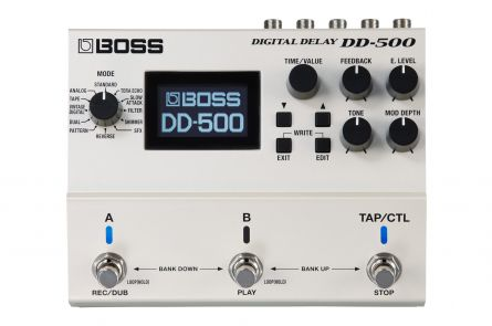 Boss DD-500 Digital Delay - 1x opened box