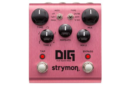 Strymon Dig - b-stock (1x opened box)