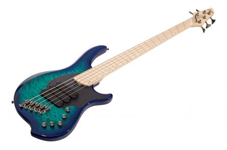 Dingwall CB3 Combustion 5 WB - Whalepool Burst Gloss MN
