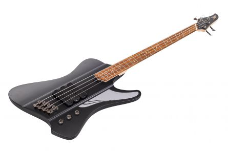 Dingwall D-Roc Standard 4 BK - Metallic Black Matte PF