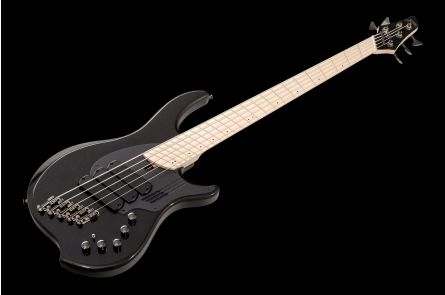 Dingwall NG3 Nolly Signature 5 MB - Metallic Black Gloss MN