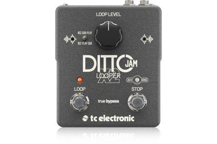 TC Electronic Ditto Jam X2 Looper - b-stock (1x opened box)