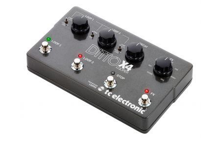 TC Electronic Ditto X4 Looper