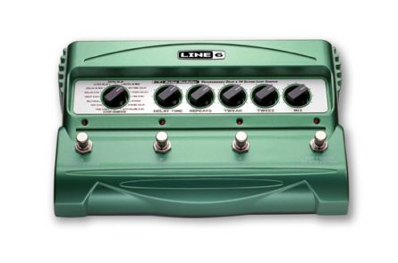 Line 6 DL4 Delay Modeler - 1x opened box