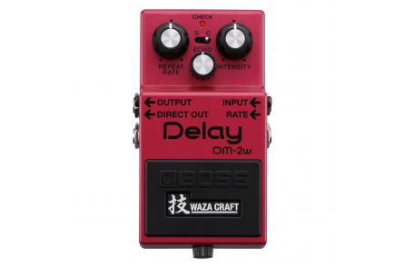 Boss DM-2w Analog Delay - Waza Craft