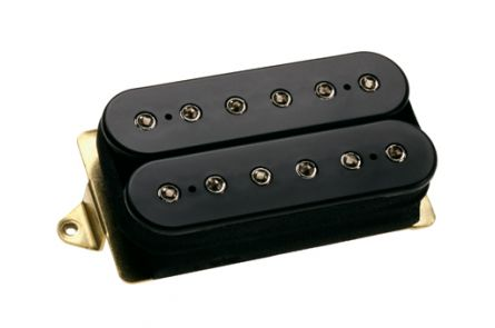 DiMarzio DP219 BK - D Activator Neck F-Spaced