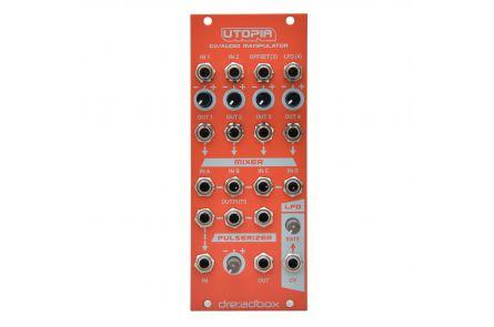 Dreadbox Utopia - CV Audio Manipulator