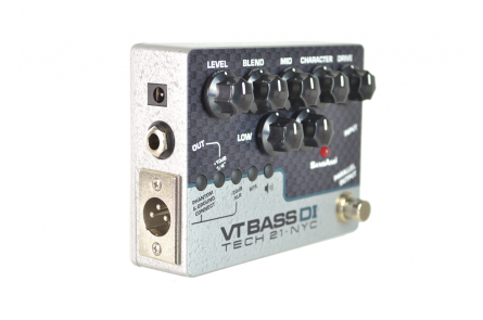 Tech 21 USA SansAmp Character VT Bass DI - b-stock (1x opened box)